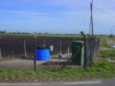 The Anglia Water Sewerage Pumping Station on Westmoor Common, Pymoor, by Frith Head Drove.