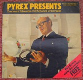A 1971 Pyrex catalogue was available in Saberton's Stores, Pymoor,  so that customers could order items that were not in stock.