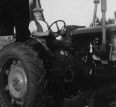 David Martin in Pymoor, circa 1935.