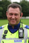 Jonathan Hall is our Police Community Support Officer in Pymoor, 2008.