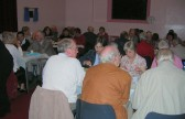 About eighty people in thirteen teams enjoyed the 'Bygone Quiz' at the Methodist Chapel in Main Street, Pymoor. 2008.