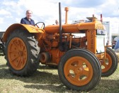 Graham Lark at the Pymoor Show 2008.