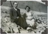 Geddis (Ted) and Gertie Fletcher of Pymoor.