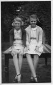 Pamela & Betty Golding of Pymoor.