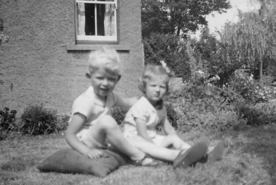 Richard & Christine Golding of Pymoor.