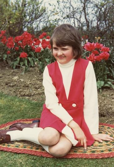 Penny Golding of Pymoor.