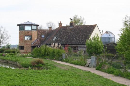 Widgeon House, Dunkirk, Pymoor, 2009.
