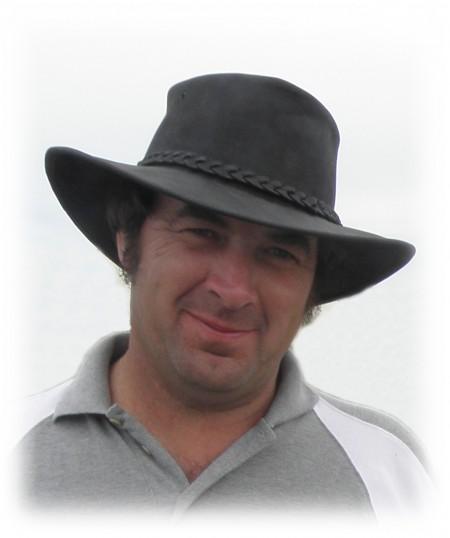 John Lark of Pymoor, 2009.