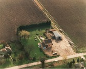 Jublie Cottage in Pymoor Lane, Pymoor in 1980.