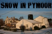 Pymoor received its first snowfall of the winter during the night of the 18th/19th December.