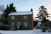 39 Main Street. Pymoor received its first snowfall of the winter during the night of the 18th/19th December, 2009.