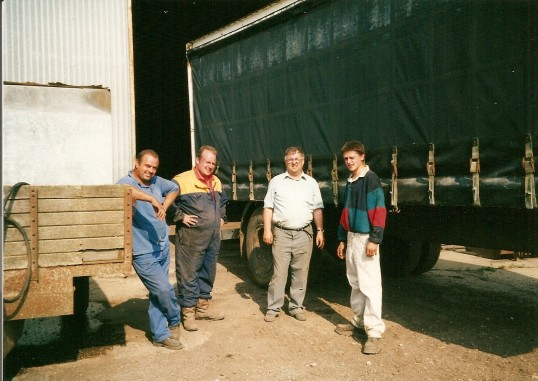 Laurel Farm, Main Drove, Pymoor.
