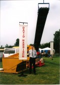 The 1st Pymoor Agricultural & Country Show 1999.