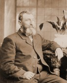 James Martin, who was born in Oxlode, Pymoor on 10th May 1851.