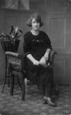 Daisy Martin of Pymoor, aged 17 years, circa 1923
