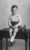 John Barker of Pymoor, circa 1947.