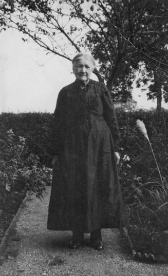 Eliza Martin of Pymoor.