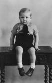 John Barker of Pymoor circa 1946.