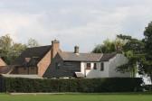 21 Pymoor Lane seen from the Pymoor Cricket Club ground in Pymoor Lane, Pymoor, 2010.