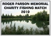 Roger Parson Memorial Charity Fishing Match, Oxlode Lakes, Oxlode, Pymoor. 2010. (A report from Janet South of Cancer Research UK )