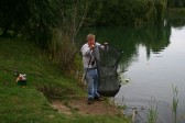 Roger Parson Memorial Charity Fishing Match 2010, Oxlode Lakes, Oxlode, Pymoor.
