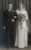 Wedding of Vera & Morris Acred of Pymoor.