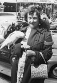 Doris 'Dorrie' Taylor of Pymoor, circa 1955