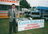 The 2nd Pymoor Agricultural & Country Show 2000.