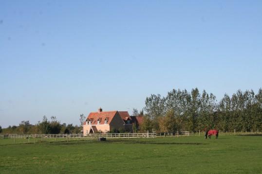 Fodder Fen Farm, Little Downham, near Pymoor, 2010.