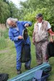 Oxlode Lakes Charity Fishing Match, Pymoor 2011.