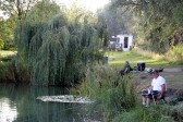 Roger Parson Memorial Charity Fishing Match, Oxlode Lakes, Pymoor 2011.