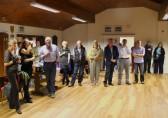 The Pymoor Show Charity Cheque Presentation Evening was held at the Pymoor Cricket Club in Pymoor Lane, Pymoor 2011.
