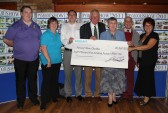 The Pymoor Show Charity Cheque Presentation Evening was held at the Pymoor Cricket Club in Pymoor Lane, Pymoor 2009.