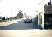 Barker's Garage in Main Street, Pymoor.
