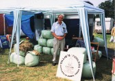 Graham Lark at the Pymoor Show 2002