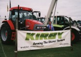 The Kirby stand at the Pymoor Show 2002