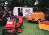 Bexwell Tractors Stand at the Pymoor Show 2002