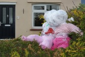 Scarecrows in Pymoor 2012.