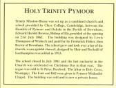 Holy Trinity Pymoor