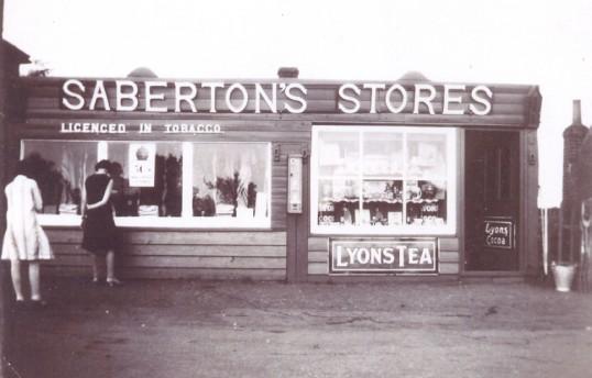 Saberton Stores in Main Street, Pymoor.