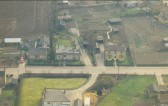 Aerial Photograph of Pymoor Lane, Pymoor, circa 1975