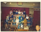 Pymoor W.I. Members.. W.I. Members,1965 to 1969,  Pymoor.