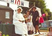 WI Float, Main Street, Pymoor 1982.