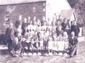 Oxlode Wesleyan Methodist Sunday School Anniversary, Pymoor, circa 1922