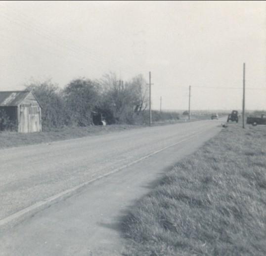 Main Street, Pymoor. (The Road To Ely) circa 1960