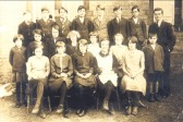 Pymoor School Class 1930