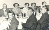 Waddelow Farm, Pymoor,Annual Dinner (circa 1960)