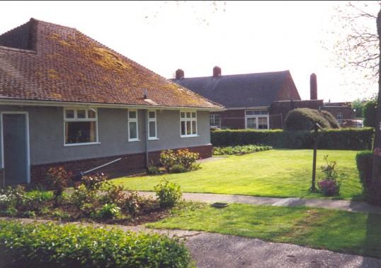 Bungalows, Pymoor Lane,Pymoor, 1996.