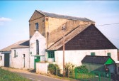Hundred foot Pumping Station, Pymoor.A view from the front, circa 2000