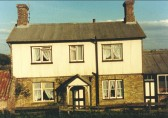 Manderlay, along the Hundred Foot Bank was once the Crown Pub in Oxlode, Pymoor, circa 1990